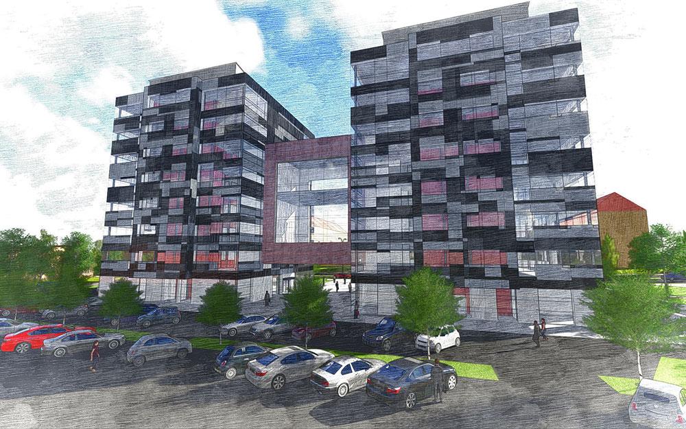 ArtOn24 bygger kontor i Arenastaden i Växjö.